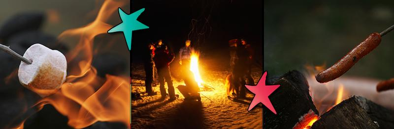 October 25: Campfire Reservation