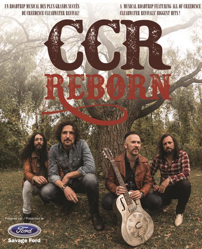 CCR Reborn - Hommage à CCR - Tribute