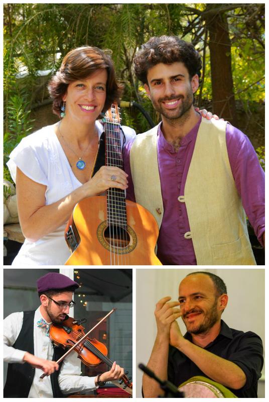 Rejoice! A Night of Jewish Song and Celebration with Nava Tehila