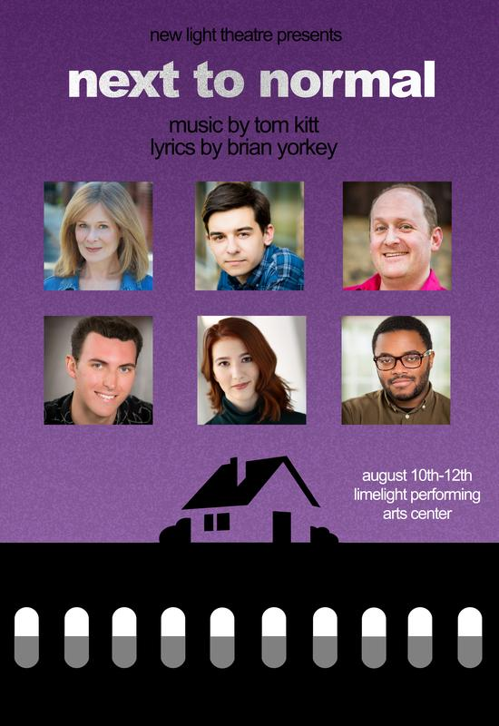 Next to Normal presented by NLT