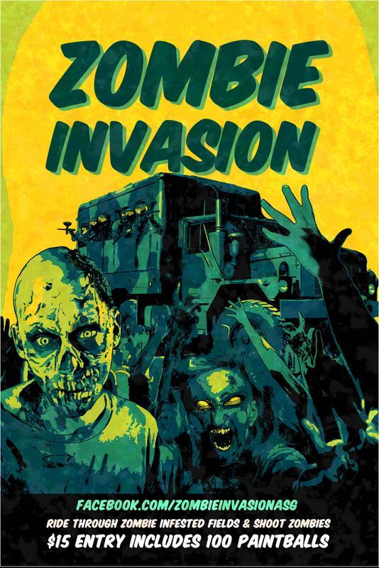 Zombie Invasion 2018