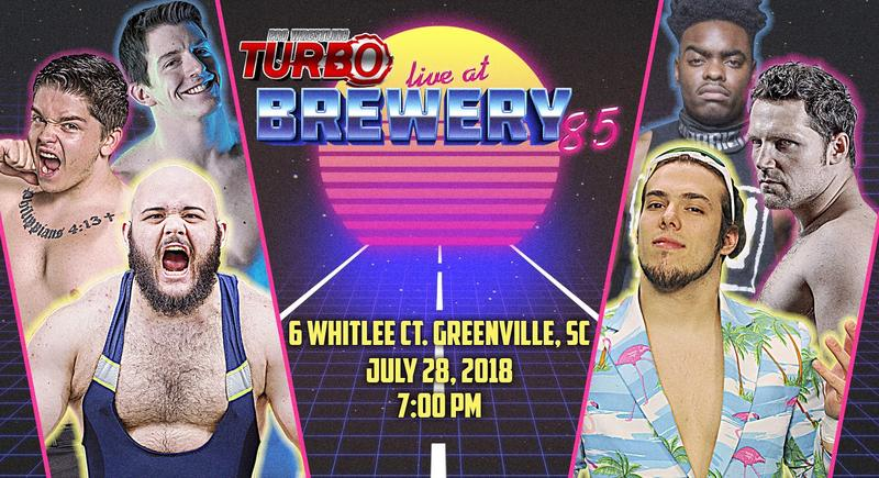 Pro Wrestling TURBO: LIVE at BREWERY 85