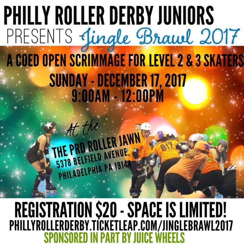 Jingle Brawl - Juniors Open Scrimmage 12/17/17