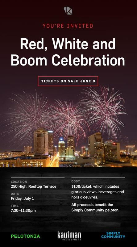 Red White and Boom Celebration