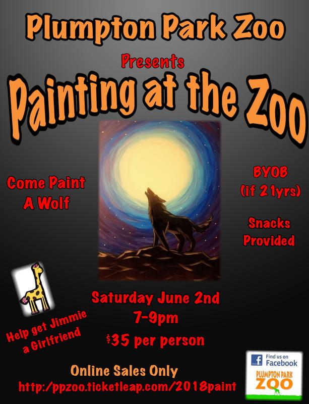 Painting at the Zoo