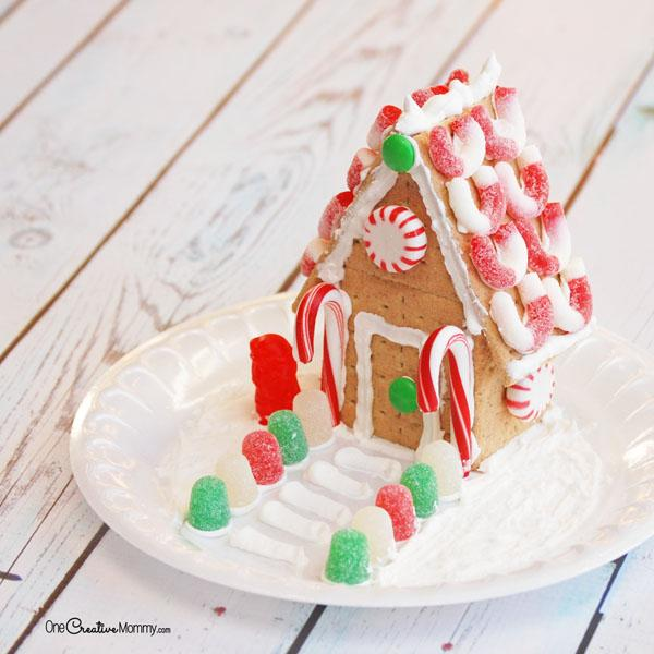 Tween Gingerbread Houses!