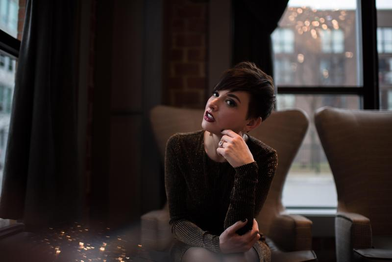 The Lauren Vilmain Trio: Romance In The Dark