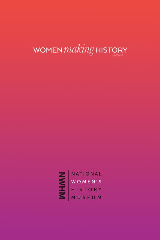 Women Making History DC 2017