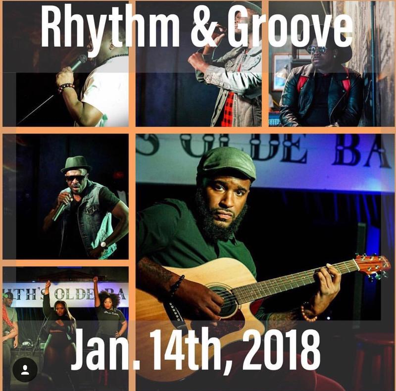 Rhythm & Groove: R&B Music Showcase