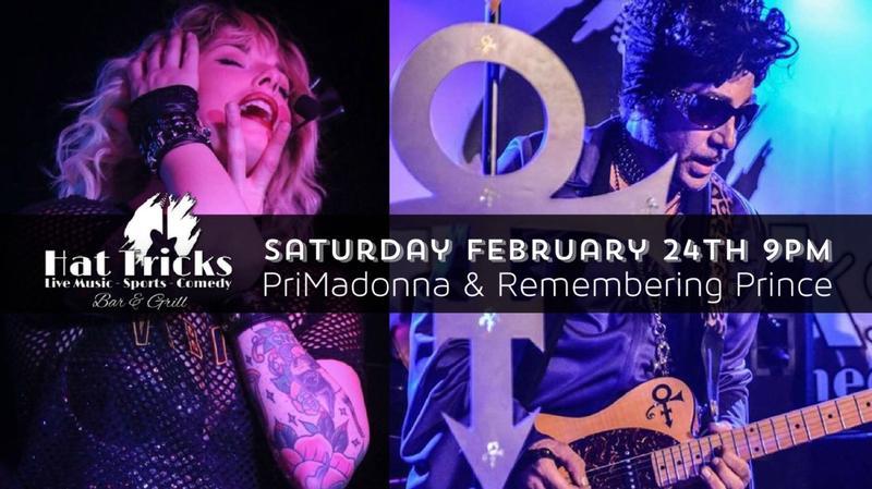 PriMadonna & Remembering Prince