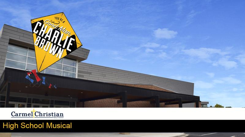 You're A Good Man Charlie Brown (Revised) - High School Musical
