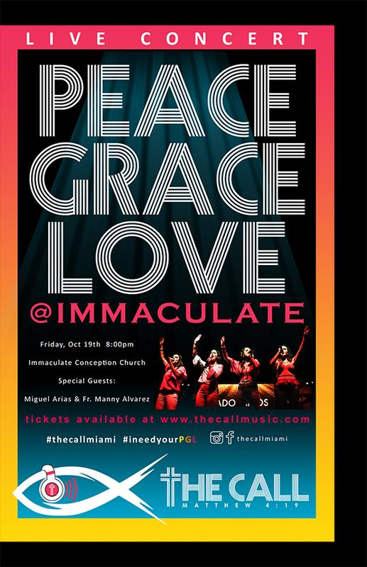 The Call - PeaceGraceLove - Immaculate