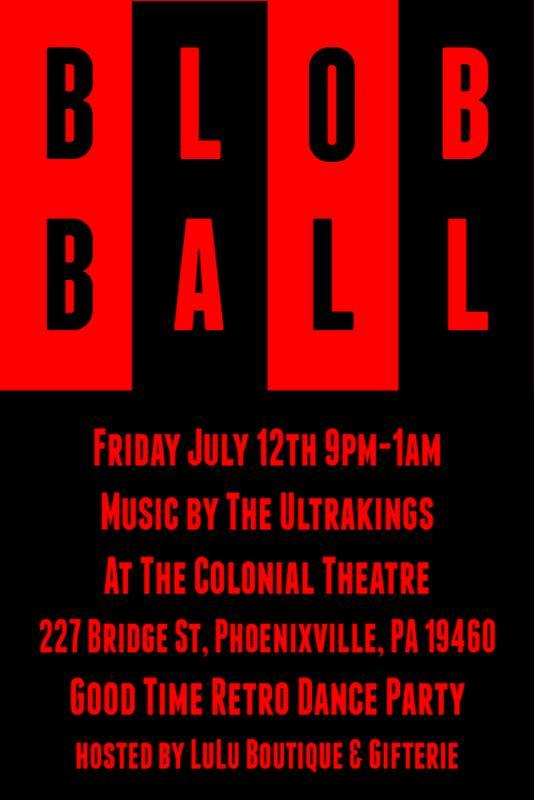 The Blob Ball 2019