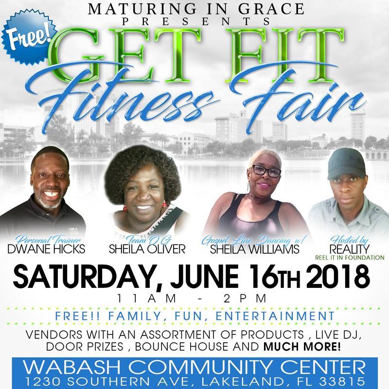 Get Fit Fitness Fair