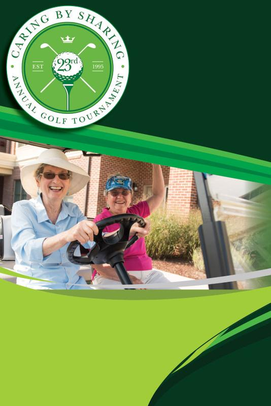Presbyterian Senior Living 23rd Annual Caring By Sharing Golf Tournament