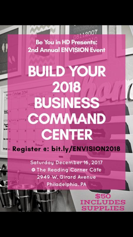 Build Your 2018 Business Command Center