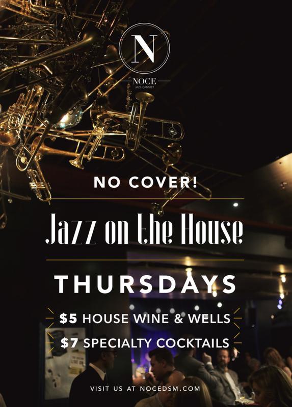 Jazz On The House w/ SHEVELIA