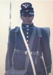 Living History Program: The Life of William Cathey aka Cathey Williams, Only Documented Female Buffalo Soldier