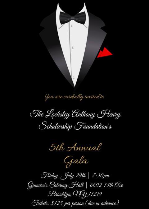 5th Annual Scholarship Gala