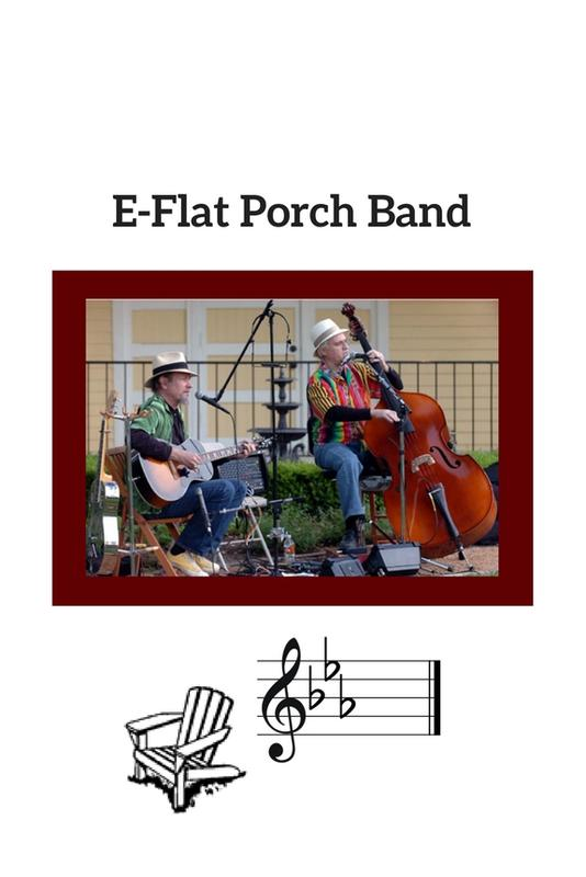 Summer Reading Grand Finale Concert with the E-flat Porch Band