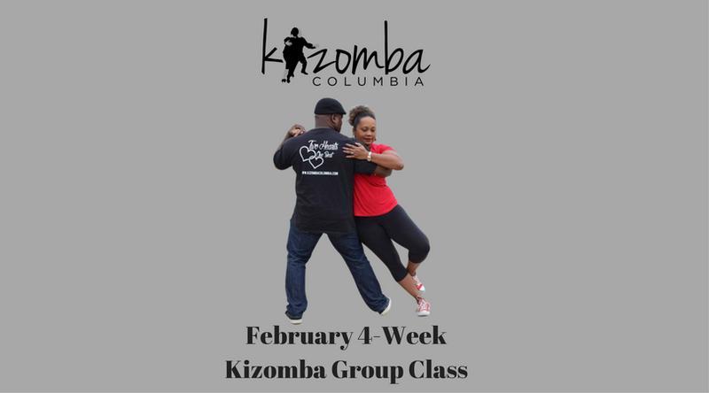 Feb 4-Week Kizomba Group Class