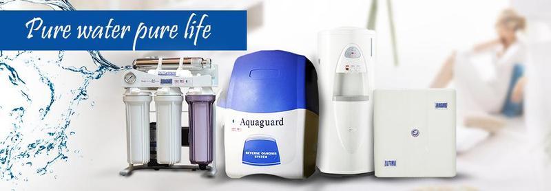 Water purifier from UAE
