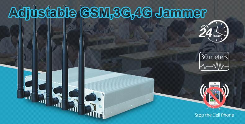 wifi jammer gps portable blocker