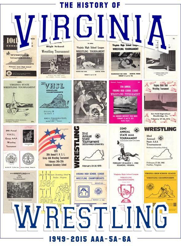 History of Virginia Wrestling Vol. 2