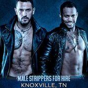 Hire a Male Stripper Knoxville, TN - Private Party Male Strippers for Hire Multiple Events