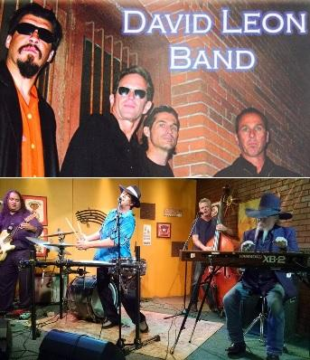 David Leon Band, Chuck Strong & SRBQ 4-17-2015 ABC