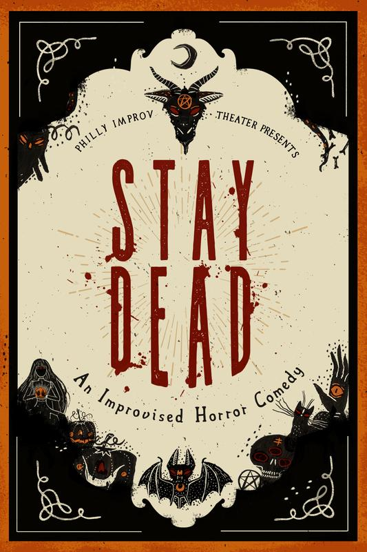 Stay Dead: An Improvised Horror Comedy