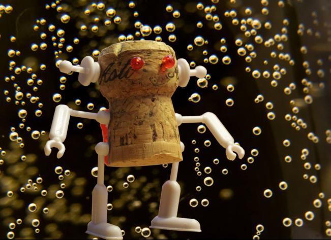 Wine Tasting: Bubbles, Bubbles, Bubbles!