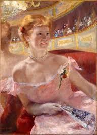 Free Art History Lecture - Mary Cassatt