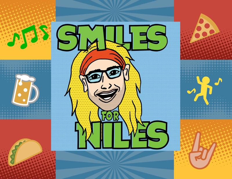 Smiles For Niles Fundraiser Bash!
