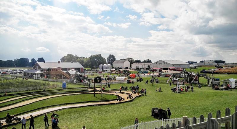 September 2018 Ramseyer Farms Fall Fun
