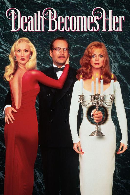 Movie Night: Death Becomes Her hosted by Annie Christ