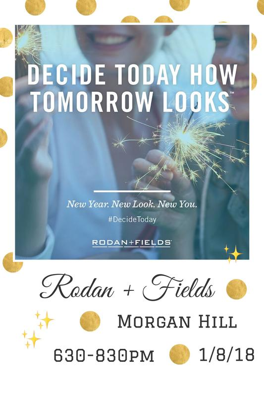 A Night Out In The New Year With Rodan + Fields