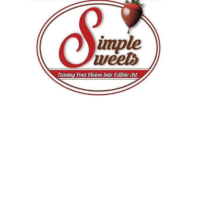 'Brushes & Bourdeax' Treats and Desserts - By Simple Sweets