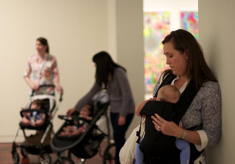 Family Programs: ArtStrolls for Infants