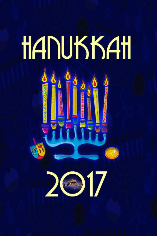 Hanukkah NC 2017