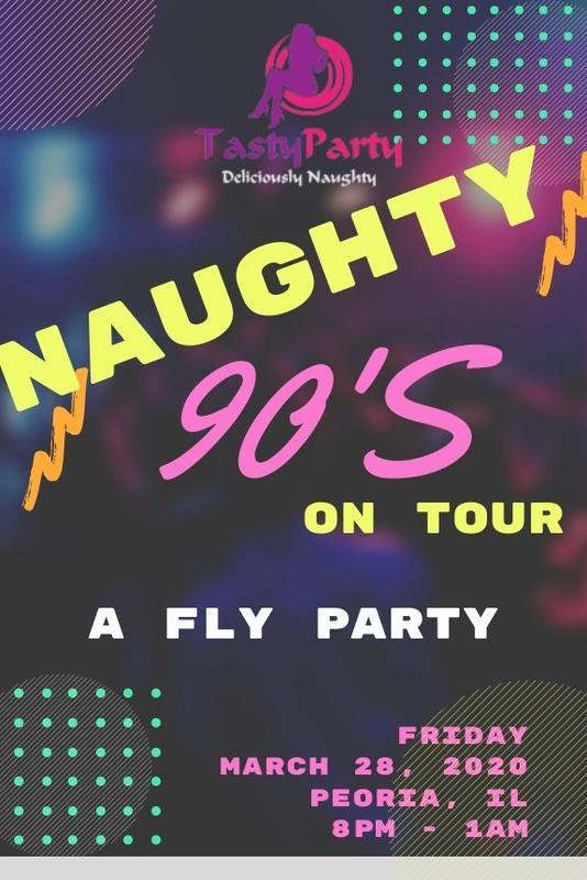 Naughty 90s Tour: Peoria
