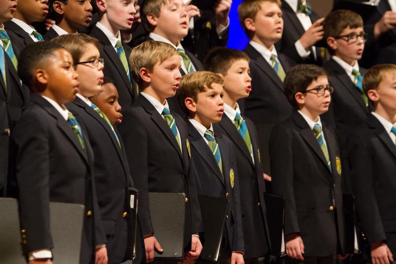 Christmas with the Georgia Boy Choir