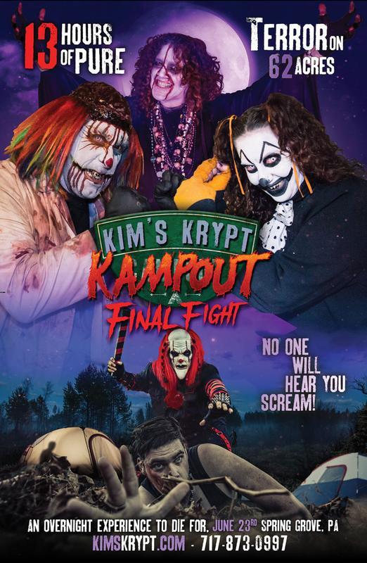 Kim's Krypt KampOut 2018