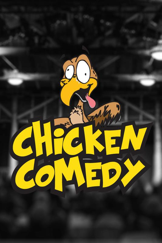 """""""Chicken Comedy with Rocky LaPorte"""""""