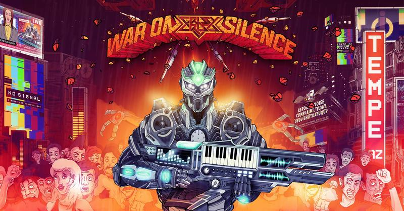 Crissy Criss (War on Silence Tour) Presented by Collective Intelligence and Warlord Sound