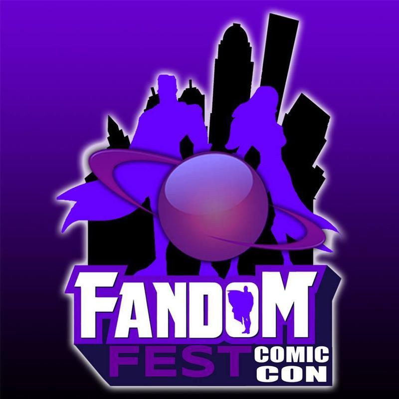 Fandomfest 2017 Vendor Booths