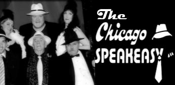 The Chicago Speakeasy: Frankie's Place at the Erie Station Dinner Theatre