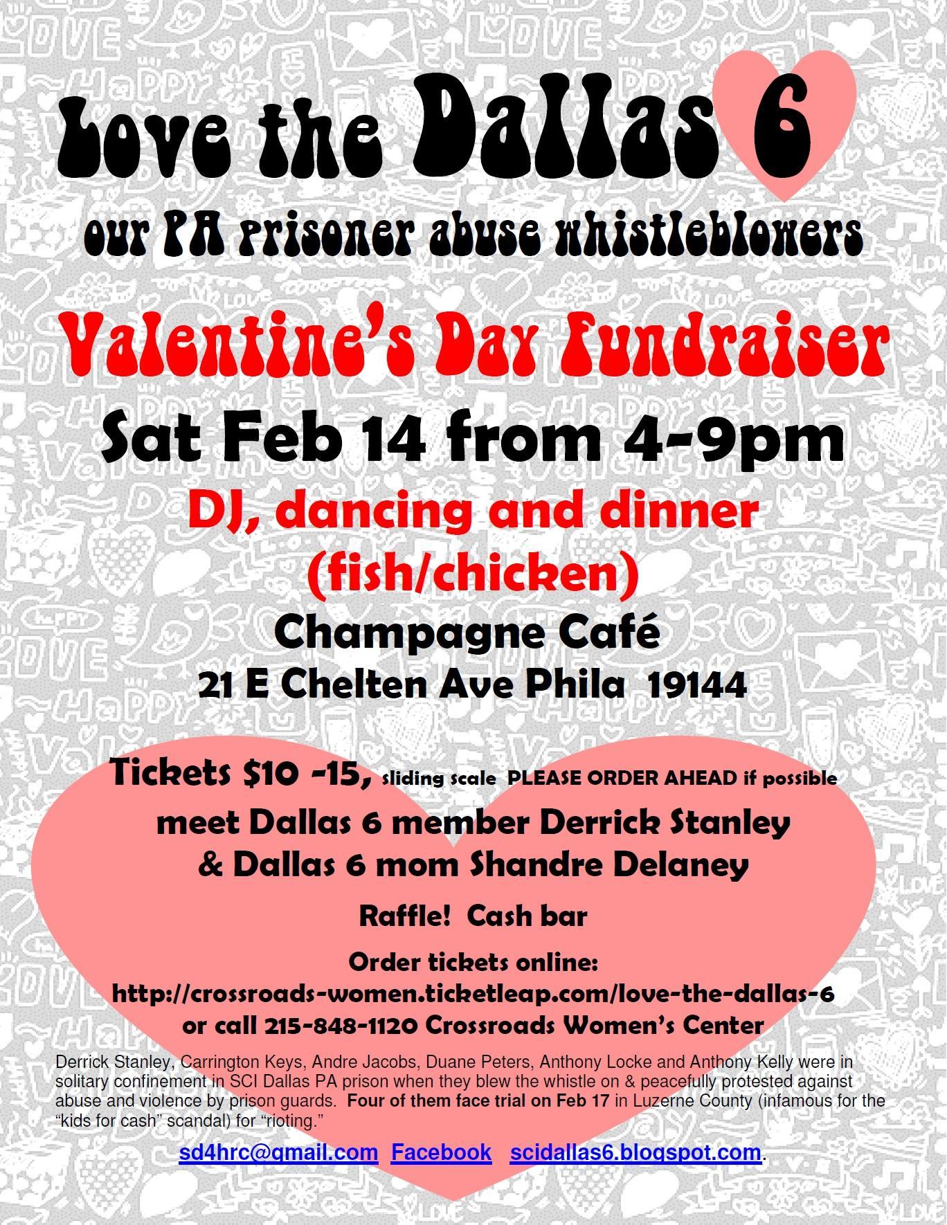 Love The Dallas 6 Valentineu0027s Day Fundraiser