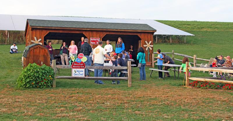 Gathering Barn Rentals - Spring Season