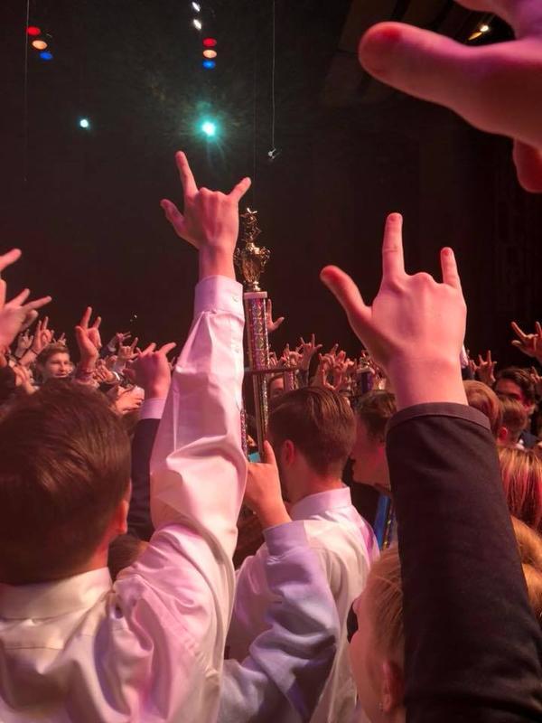 Show Choir Finale 2019